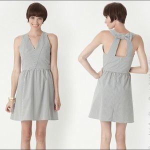 ModCloth dear creatures sweet valley bow dress